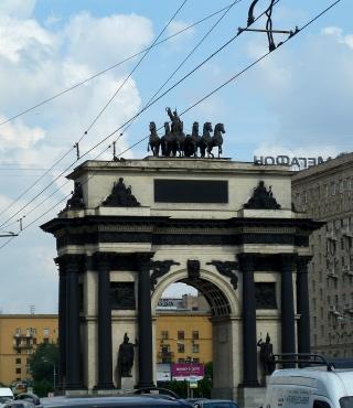 Парк победы на поклонной горе москва