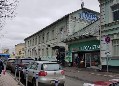 Помещение для персонала Рыбников переулок анализ арендных ставок коммерческой недвижимости москва